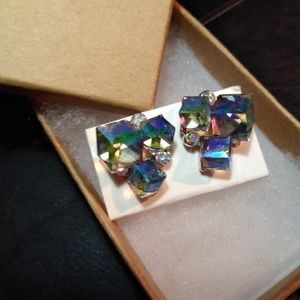 Jewelry - 🎁NW0T Stylish Multi Color Studs